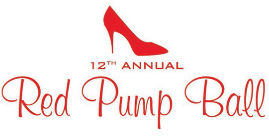 Red Pump Ball